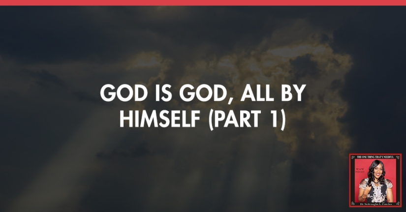 TOT 36   The Sovereignty Of God
