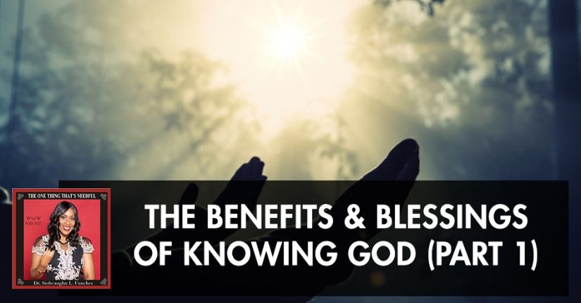 TOT 8 | Knowing God
