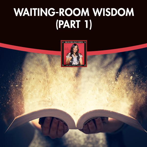 TOT 58   Waiting On God