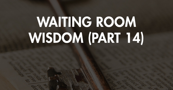 TOT 71 | Waiting Room