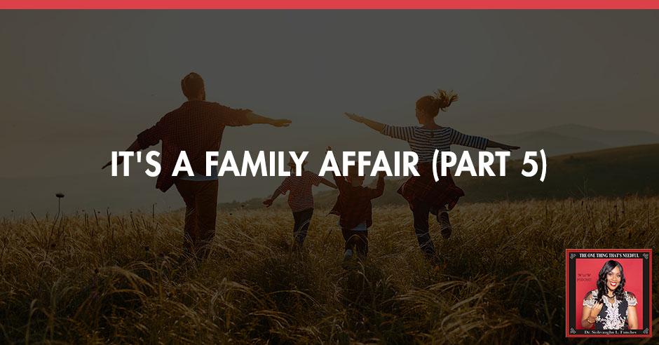 TOT 112   Family Affair